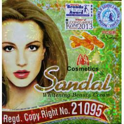 Sandal Whitening Beauty Cream