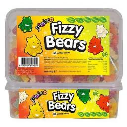 PIMLICO FIZZY BEARS 450G IN TUBS