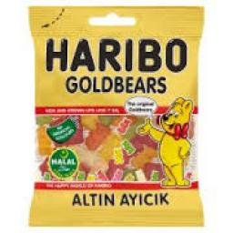 Halal Haribo Golden Bears 100grams