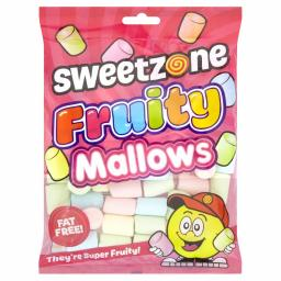 Sweetzone Fruity Mallows 170 Grams