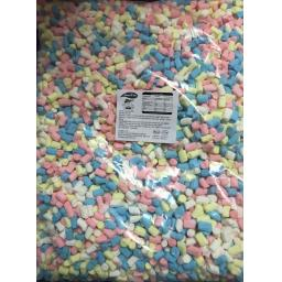 Sweetzone Halal Micro Mallows Bulk 1 Kg