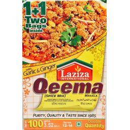 Laziza Qeema Masala 100 grams
