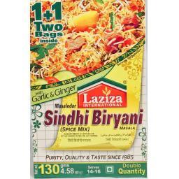 Laziza Sindhi Biryani Masala 130grams