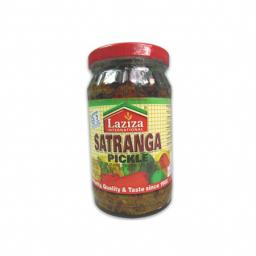 Laziza Satranga Pickle 330 grams