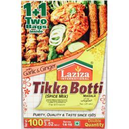 Laziza Tikka Botti Masala 100grams