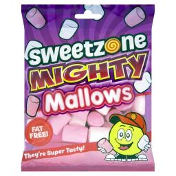 Sweet Zone: Mighty Mallows Marshmallows 140 Grams