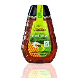 Alasia Organic Honey 340 grams squeeze
