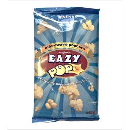 EAZYPOP Microwave Popcorn Salted Flavour 85g