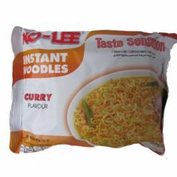 Kohlee Curry Flavour Noodles 85 grams