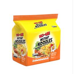 Ko lee instant Noodles Chicken flavour x 5 packs