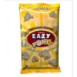 EAZYPOP Microwave Popcorn Butter Flavour 85g