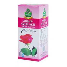 Rose Water 240ml Arq e Ghulab