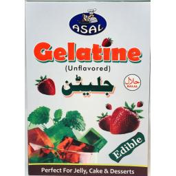 Halal Gelatine 50 Grams