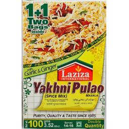 Laziza Yakhni Pulao 100grams