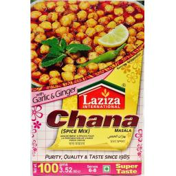 Laziza Chana Masala 100grams