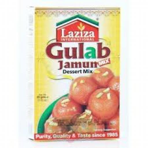 Laziza Gulab Jamun Mix 85 grams