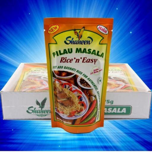 Shaheen Pilau Masala Paste 175 grams