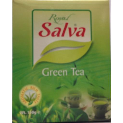 Royal Salva Green Tea 150 Grams