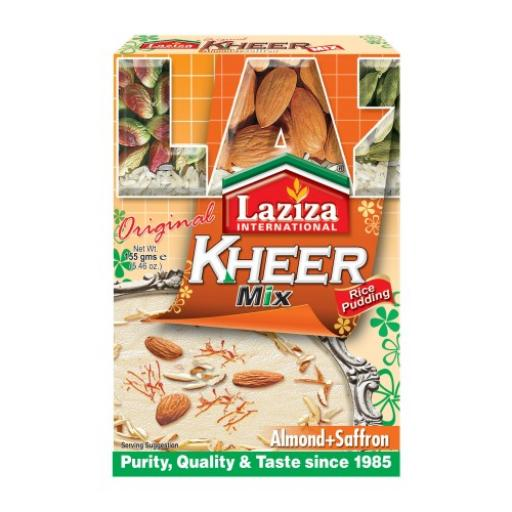 Laziza Kheer mix Almod & Safrron Mix 155 grams