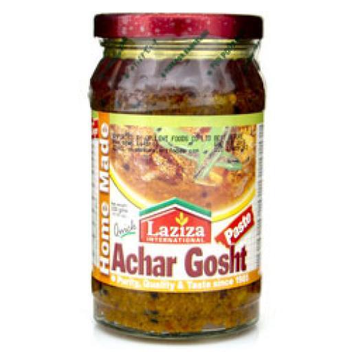 Laziza Achar Gosht Paste 330grams
