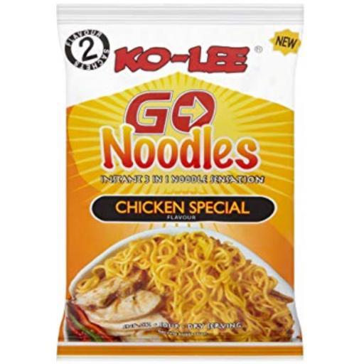 Kohlee Go Noodles Chicken Flavour