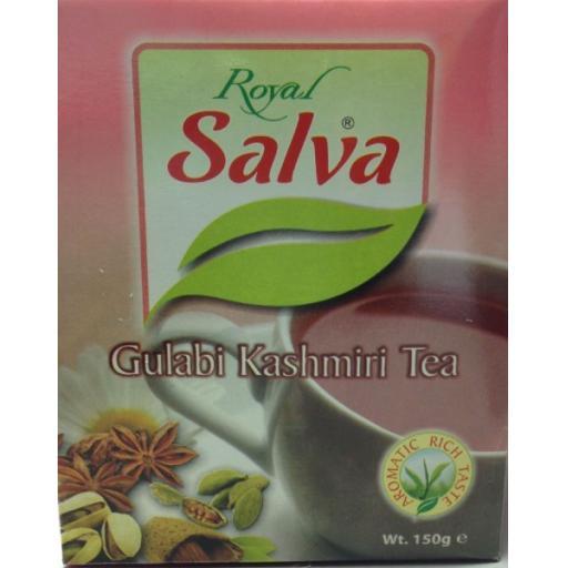 Royal Salva Gulabi Kashmiri Tea 150 Grams