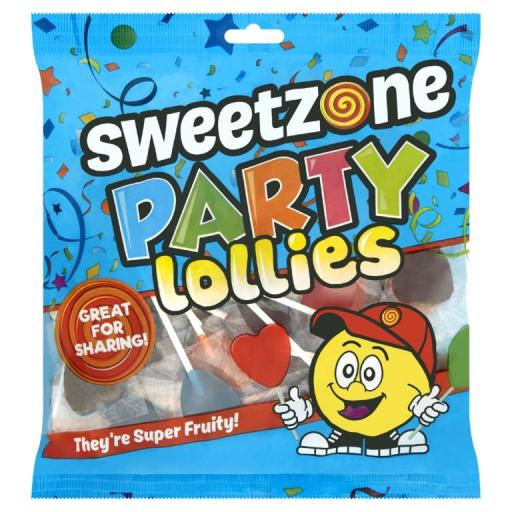 Sweetzone Party Lolly Bags 300 Grams
