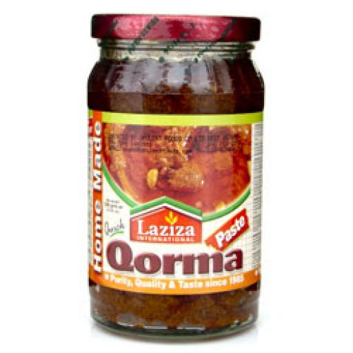 Laziza Qorma Paste 330grams