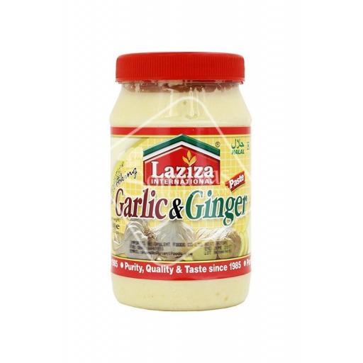 Laziza Garlic & Ginger Paste 1kg