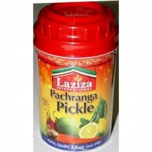 Laziza Pachranga Pickle 1 Kg