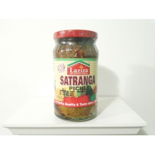 Laziza Satranga Pickle 330 grams