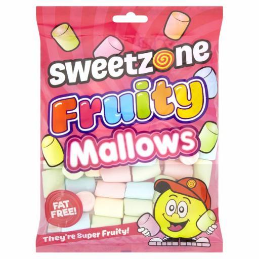 Sweetzone Fruity Mallows 170 Grams