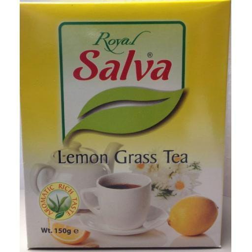 Royal Salva Lemon Grass Tea 150 Grams
