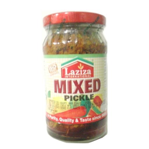 Laziza Mixed Pickle 330grams