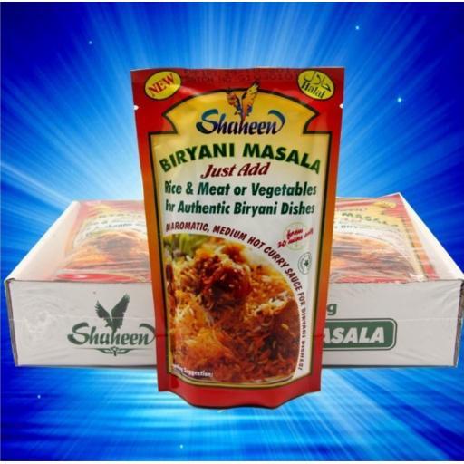 Shaheen Biryani Masala Paste 175 grams