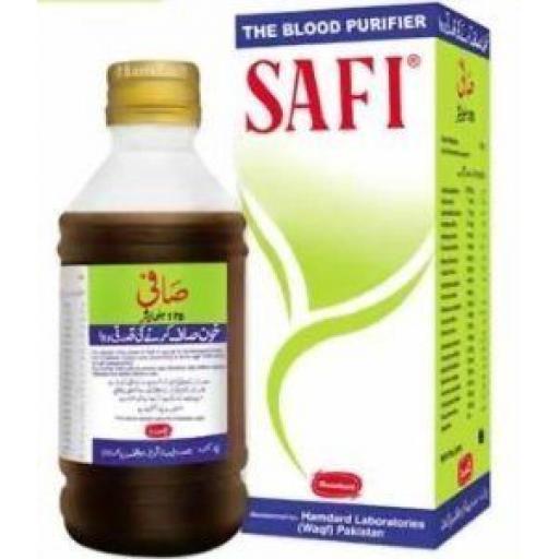 Hamdard Safi Syrup 175 ml