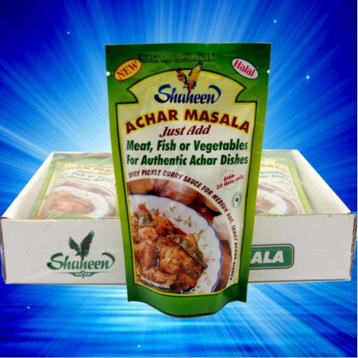 Shaheen Achar Masala Pastes 175 grams