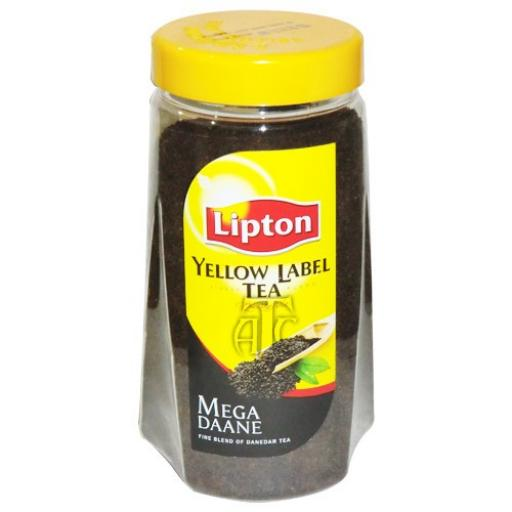 Lipton Yellow Label Loose Tea in Jars 475 Grams