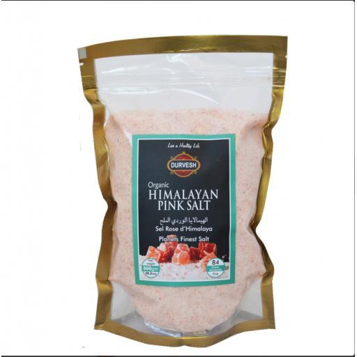 Himalayan Pink Salt 800 grams