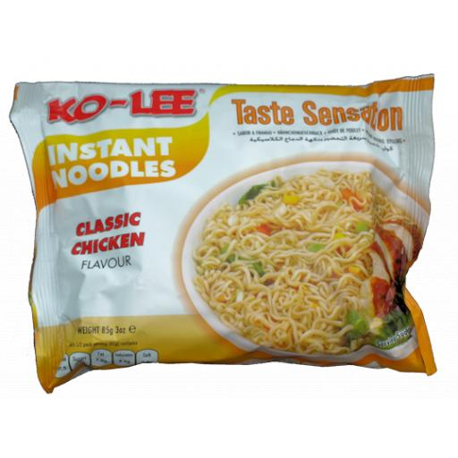 Kohlee Chicken Flavour Noodles 85 grams