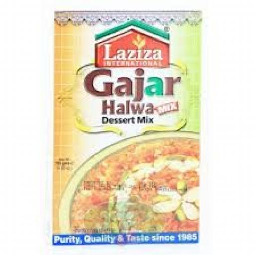 Laziza Gajar Halwa Mix (Carrot Sweet)