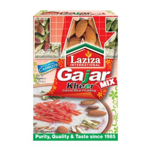 Laziza Gajar Kheer Mix 155 Grams