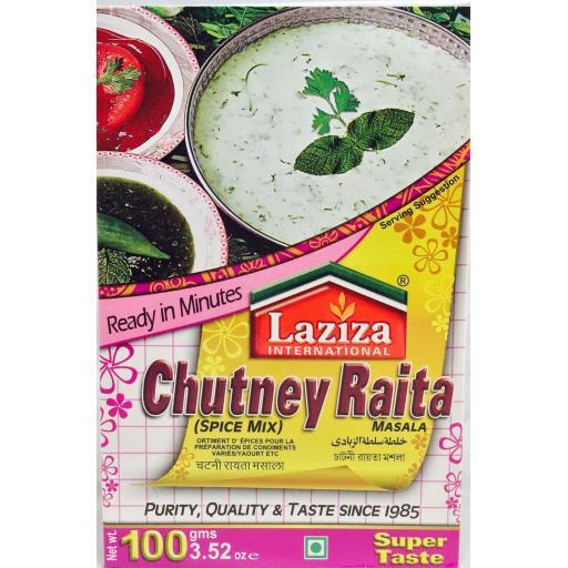 Laziza Chutney Raita 100grams