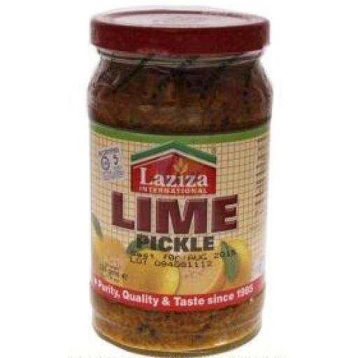 Laziza Lime Pickle 330 grams