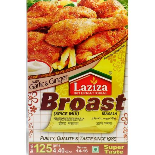 Laziza Broast masala 120 Grams