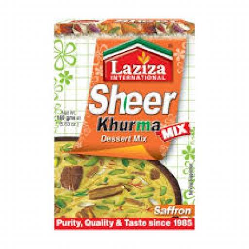 Laziza Sheer Khurma mix 160 grams