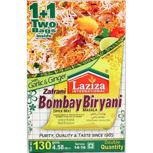 Laziza Zafrani Bombay Biryani Masala 130grams