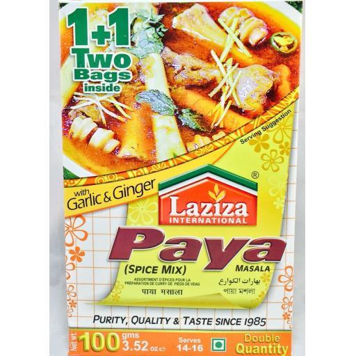 Laziza Paya Masala 100grams