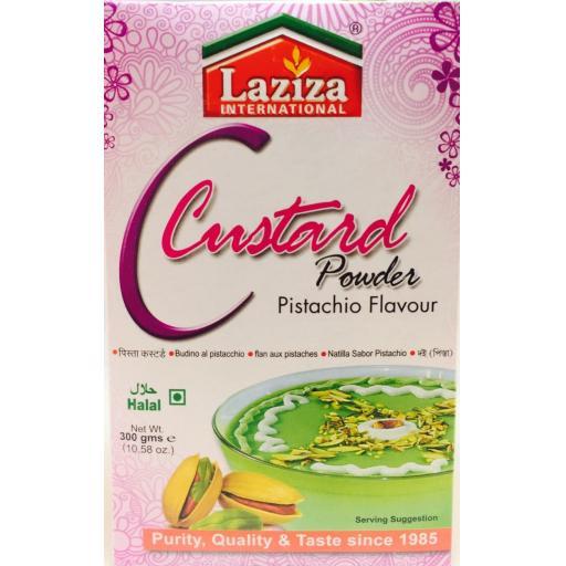 Laziza Pistachio Custard 300grams