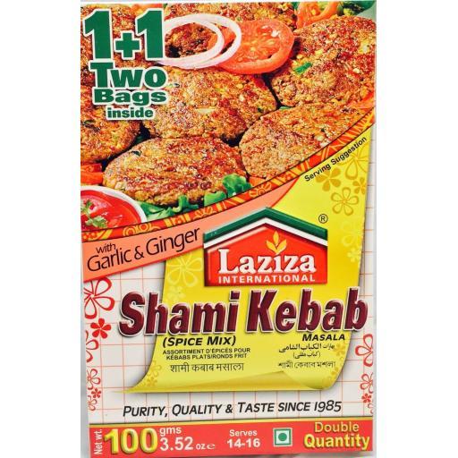 Laziza Shami Kebab Masala 100grams